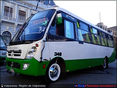 2 Viña Bus S.A. || Línea 205.- (»||Buses-de-chile||« E. Navarrete) Tags: caio foz mercedesbenz lo915 viñabus autobus urbano