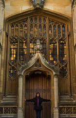 (Molly Sanborn) Tags: travel explore wales united kingdom uk europe photography people oxford england university self portrait architecture building doorway city