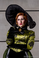 Lady Tremaine (dgwphotography) Tags: cosplay nycc2016 nycc newyorkcomiccon nikond600 nikoncls