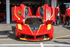 Ferrari FXXK (aguswiss1) Tags: ferrarifxxk ferrari fxxk laferrari laf supercar racecar dreamcar millioncar millionaire sportscar redcar ferrarired fastcar trackcar hhr