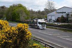 BIG 5491 - Terex Corporation Ballymoney County Antrim (Jonny1312) Tags: terex scania scaniap310 lorry truck ballymoney maghera londonderry tobermore