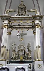 Zell, Lindenplatz, Kirche St. Peter, Altar (HEN-Magonza) Tags: zell mosel moselle lindenplatz kirchestpeter stpeterschurch rheinlandpfalz rhinelandpalatinate deutschland germany