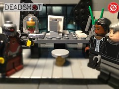 Deadshot: Family Business #3- Double Agent. (Ace Customs.) Tags: 3
