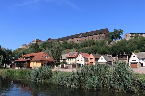Wettin, Mittelburg