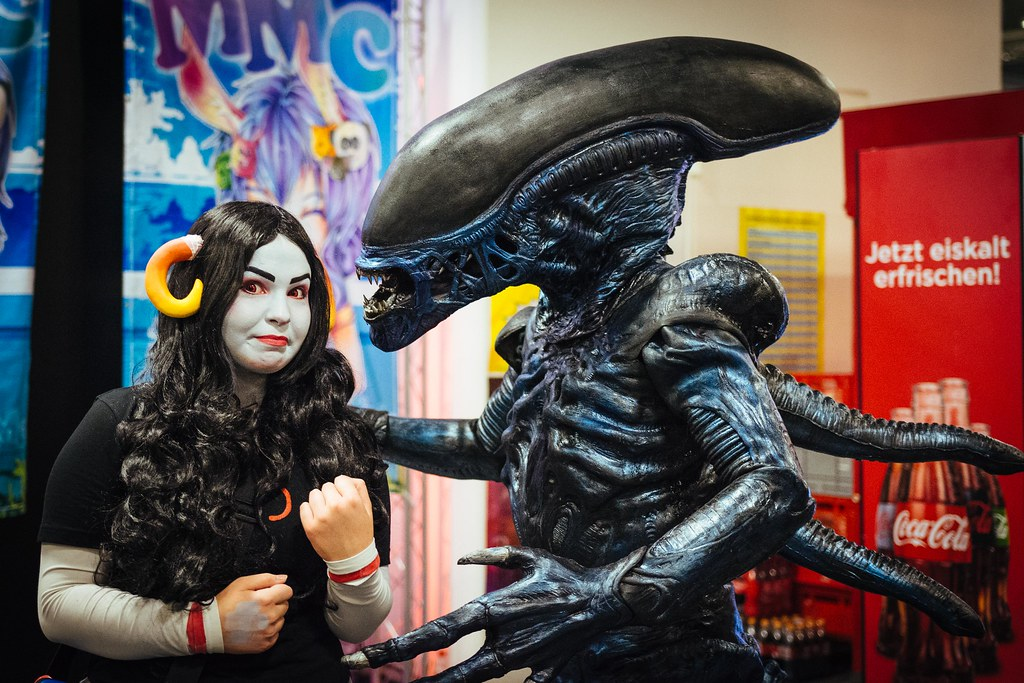 The World's most recently posted photos of comiccon and