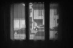 inside outside (Mr. Clive) Tags: pinhole window fenêtre blackandwhite noiretblanc blur flou inside outside insideoutside experiment panasonic panasoniclumixdmcgf3 lumix dmcgf3 france home maison chezmoi rhônealpes oullins 69600
