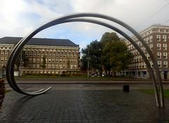 Nice Curl (Quetzalcoatl002) Tags: curl art steel oudzuid amsterdam sculpture