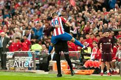 Atltico de Madrid (7-1) Granada (Esto es Atleti) Tags: temporada201617 atleti atleticodemadrid goleadora granada hattrickcarrasco jornada8 vicentecalderon diadelaspeas carrasco celebracion simeone
