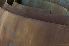 Birdeyeview (Pieter Musterd) Tags: voorlinden wassenaar museum openended richardserra steel pietermusterd musterd canon pmusterdziggonl nederland holland nl canon5dmarkii canon5d labyrint