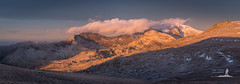 Snowdon Range (Greg Whitton Photography) Tags: cymru landscape snowdonia sony wales a7rii yfoelgoch snowdon cribgoch winter snow ice frost dawn sunrise