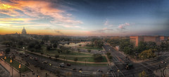 POTD 291 (Webtraverser) Tags: uscapitol fallindc firstlight morning panarama pictureofaday potd2016 reflectingpool shotoniphone6plus washingtondc 366picturesin2016 washington districtofcolumbia unitedstates us