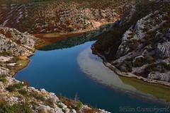 Zrmanja (mdunisk) Tags: zrmanja obrovac zatonobrovaki zaton mdunisk umberak zadar voda kanjon dolina refleksija