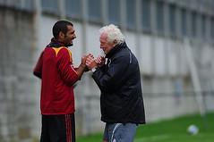 mit Karan & Karl Heinz Feldkamp (l3o_) Tags: galatasaray sar krmz red yellow football futbol mit karan karl heinz feldkamp