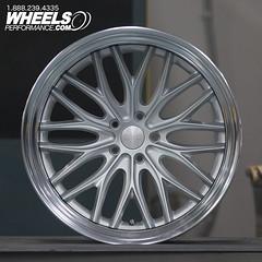 Vossen x Work Series VWS-2 (WheelsPerformance) Tags: wheelsperformance wheels wheelsp wheelsperformancecom wheelsgram vossen vossenwheels workwheels madeinjapan silver