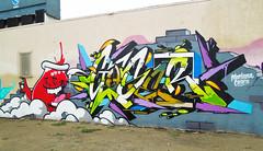 (gordon gekkoh) Tags: goser oakland graffiti emt