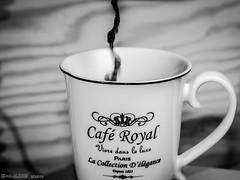 If the coffee cup is empty the day starts (E-M1.de) Tags: coffee coffeecup gutenmorgen kaffee pott tasse goodmorning