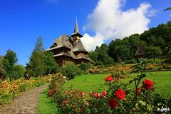 Barsana Monastery, Maramures Country