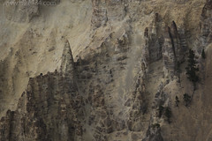 """Formations in the Grand Canyon of the Yellowstone • <a style=""""font-size:0.8em;"""" href=""""http://www.flickr.com/photos/63501323@N07/30519907850/"""" target=""""_blank"""">View on Flickr</a>"""