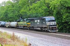112 Princeton IN 6748 1068 (waltersrails) Tags: emd ge trains train railraod ns erie reading heritage