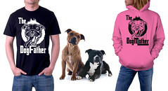 The Pit Bull Dogfather & Dogmother Tees, Hoodies & Coffee Mugs (Beverly & Pack) Tags: thedogfather dogfather thedogmother dogmother dog dogs pitbulls pitbull puppy cute hoodies sweats tees tshirts mugs coffee cups family gifts clothing popular mother father pet animals parents lovers american terrier breed bull staffordshire puppet godfather bully rescue adopt adoption save mom dad