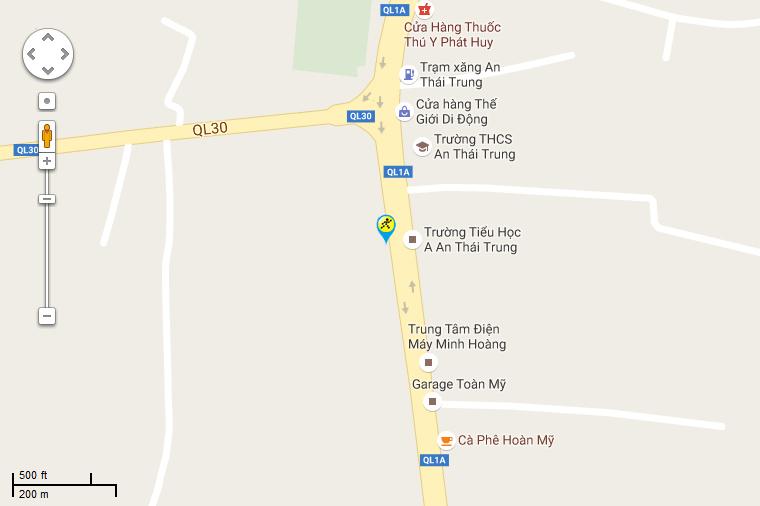 Khai trương siêu thị Điện máy XANH Cái Bè, Tiền Giang