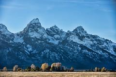 Mormon Row Wyoming (boysoccer3) Tags: wyoming jackson hole grand tetons national park yellowstone mormon row moulton barn utah idaho montana