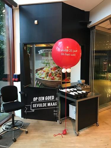 Cloudbuster Rond Bedrukt Hoge School Rotterdam
