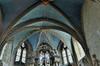 Prez (Ardennes) - Eglise fortifiée Saint-Martin - Voûte du choeur (Morio60) Tags: prez ardennes 08 église thiérache saintmartin