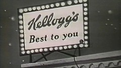 1961 - Closing Credits - Hanna Barbera's Top Cat brought to by Kellogg's - Best to you! (VideoArcheology) Tags: videoarcheology 1961 closing credits hanna barberas top cat brought by kelloggs best you