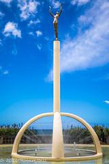 Spirit of Napier fountain (zzrbell) Tags: newzealand napier hawkesbay nz