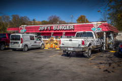 Jiffy Burger (donnieking1811) Tags: tennessee manchester jiffyburger restaurant restaurants burgers canon 60d