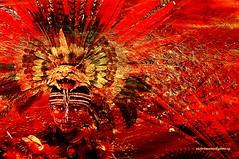 MEMORIES FROM THE PAST. (Viktor Manuel 990.) Tags: surrealista surrealism warmcolors colorescalidos digitalart artedigital mexicanfolklore folkloremexicano quertaro mxico victormanuelgmezg