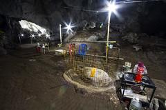 Inside Charas Cave (azizi abd hamid) Tags: charas charascaves sungailembing