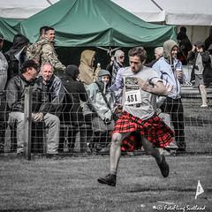 Kilt Runner (FotoFling Scotland) Tags: argyll event lochlomond scotland commando highlandgames kilt luss lussgathering lusshighlandgames meninkilts race runner fotoflingscotland