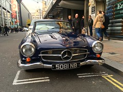 1960 Mercedes Benz 190SL (mangopulp2008) Tags: germancars 190sl benz mercedes 1960 ermenegildozegna