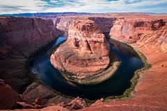 Bend (nils_P) Tags: bend horseshoe river arizona canon water rocks sandstone travel