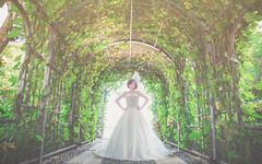 (lusunbo) Tags: taiwan hualien weddingdress