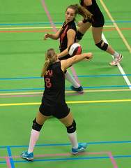 1B260475-2 (roel.ubels) Tags: vv utrecht eurosped galgewaard volleybal volleyball 18 finale nationale beker