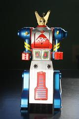 Die-Cast Ramble Giant (Takemi 1978) (Donald Deveau) Tags: robot tvshow japanesetoy takemi ramblegiant diecast metal toys toyphotography vintagetoy thegreatufowarfightredtiger