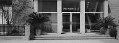 San Jose (bior) Tags: sanjose kodaktmax kodaktmaxp3200 tmax tmaxp3200 xpan xpanii hasselblad hasselbladxpanii office lobby