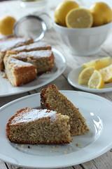 Lemoncake (stgio) Tags: breakfast lemon food cake torta pausa coffee