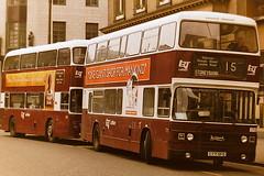 LOTHIAN REGIONAL TRANSPORT 771 C771SFS (bobbyblack51) Tags: lothian regional transport 771 c771sfs leyland olympian eastern coach works edinburgh 1996