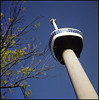 Rollie goes Rotterdam (17) (Hans Kerensky) Tags: rollei rolleiflex t model 3 tlr tessar 135 75mm lens fuji fujifilm reala 100 film scanner plustek opticfilm 120 rotterdam october euromast