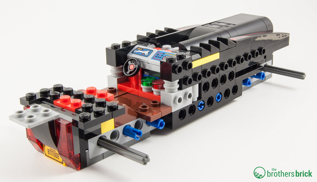 lego movie batmobile instructions