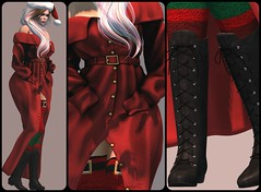 Santa Baby Look (Prudence Rexroth) Tags: essences eternity lelutkaaria indented avicandy perch woh2 fabfree sl secondlife exile