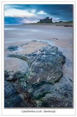 Bamburgh (Phil Durkin) Tags: 2016 bamburghbeach bamburghcastle northumberland phildurkin sea longexposure seascape water rocks sans shore shoreline