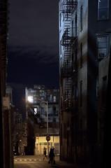 Mechanics Alley by the Manhattan Bridge (sjnnyny) Tags: night urban city locals neighborhood mechanicsalley chinatownmanhattan lowereastside streetlight tenements downtown stevenj sjnnyny sonya6000 sigma60mmf18dn mirrorless stevenuj oldbuildings streetphoto graffitti shadow nylife twobridgesnyc