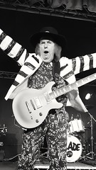 Dave Hill of Slade (Adgers) Tags: dave hill davehill slade band gig concert weymouth dorset dt3 rock guitar music ambrose