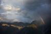 Rainbow in the Kinner Kailash Range, India 2016 (reurinkjan) Tags: india 2016 ©janreurink himachalpradesh spiti kinaur ladakh kargil jammuandkashmir jorkanden mtkinnaurkailash kinnaurkailashrange kinnerkailash rainbow stormyweather himalayamountains himalayamtrange himalayas landscapepicture landscape landscapescenery mountainlandscape
