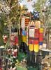 window display of wooden toy soldiers (squeezemonkey) Tags: berlin window shop toys display german woodensoldier käthewohlfahrt